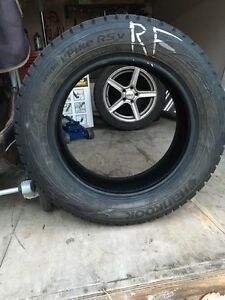 4 new I-Pike Rsv tires