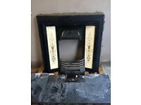 Cast Iron Fireplace & Hearth