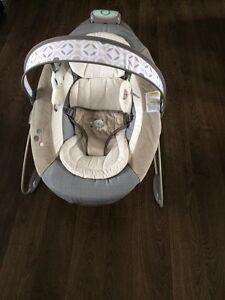 Bouncer chair - Automatically bounces!