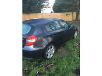 BMW 1 series 318d - Good Condition - new injectors, dif have all paperwork