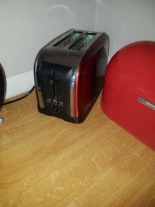 how the inside of a toaster works