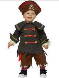 Old Navy felt pirate costume