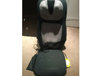 Homedics heated back and neck massager