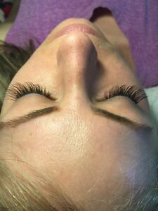 Hair and beauty services home eyelashes eyelash mink silk extension Mawson Lakes Salisbury Area Preview