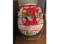 Mamas and papas baby bouncer chair