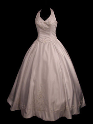 BEAUTIFUL CINDERELLA PRINCESS PC MARY'S BRIDAL BALL GOWN WEDDING DRESS 12 - Cinderella Bridals