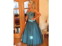 prom/formal dress worn once
