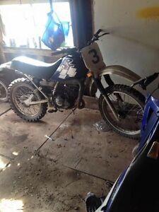1995 Yamaha rt 180