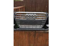 Front bumper grill to Audi A4 b8 2012-2015