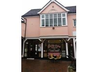 Retail/office/commercial lease for sale unit within attractive private court yard central Stowmarket