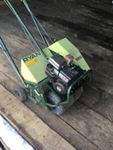 RYAN AERATOR, IN EXCELLENT CONDITION