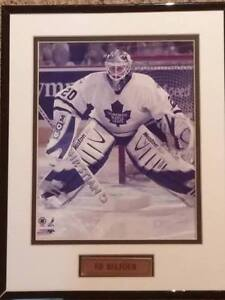Toronto Maple Leafs Goalie Picture frames