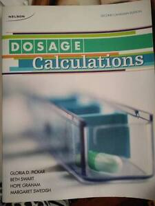 Dosage Calculations (2nd Canadian Edition)