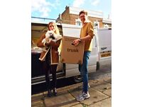 MOVING OUT? MOVE WITH US! (Man with Van)