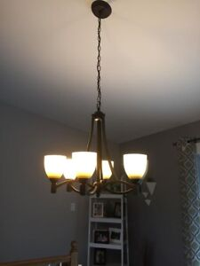 Light fixture great condition