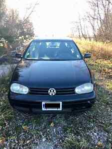 2001 VW Golf 2.0 - $1500 she's yours