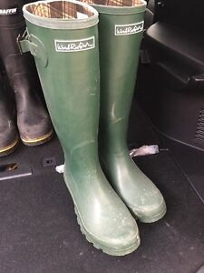 WindRiver Rubber Boots (size 9)