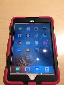 iPad mini avec étui
