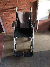 Karma ergo 115 lightweight wheel chair