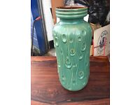 Fab Retro West German Vase by Scheurich