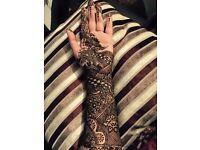 Mehndi/ henna artist