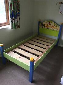 Kids Jungle Bedroom Furniture Bundle