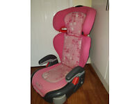 Graco car seat, booster seat, 18-36 kg, 3 years to 12 years, CAN DELIVER