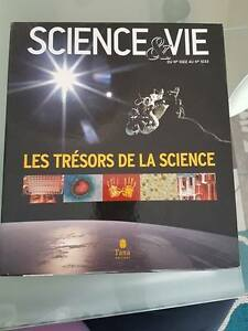 Science&Vie : Les trésors de la science