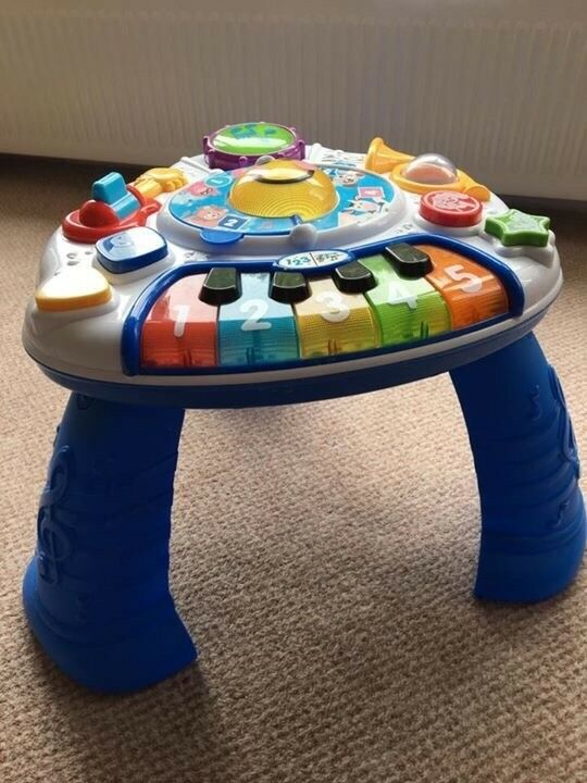 Baby Einstein music/activity table