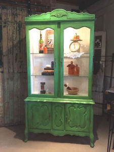 Wicked Green Hutch