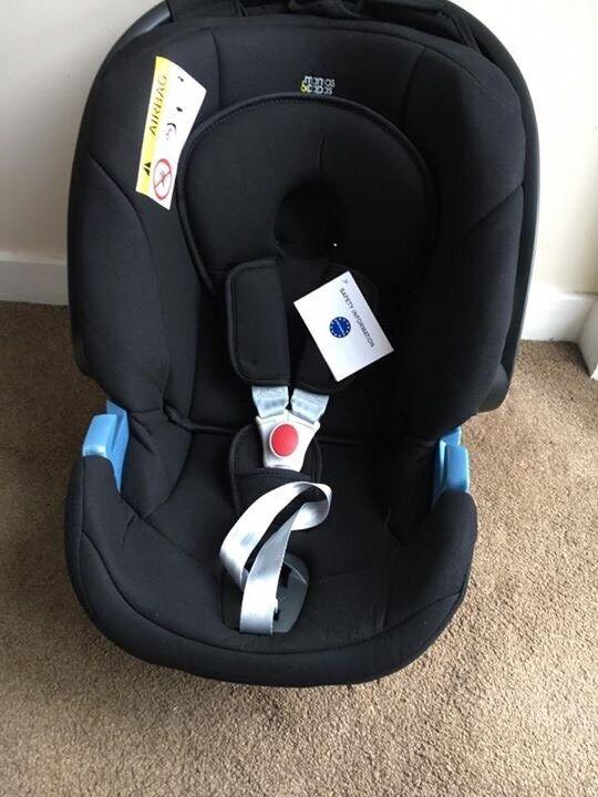 Mamas & papas baby seat