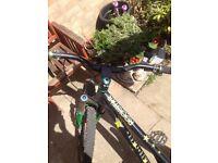 dmr drone custom dirt jump bike 4x4