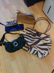 sacs et porte-feuilles divers
