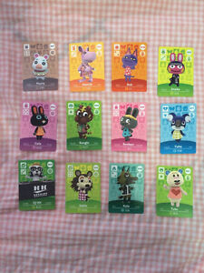 Amiibo Cards For Trade - Special and Regular