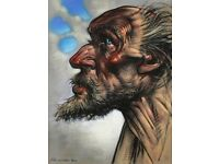 Peter howson paintings