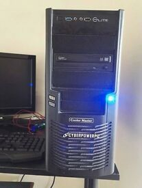 CYBERPOWER Gaming Empire Elite II Gaming PC (PC Tower only)