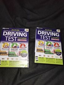2 learner driver discs