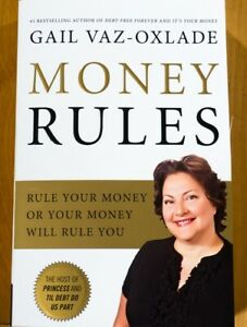 Money Rules by Gail Vaz-Oxlade (BRAND NEW)