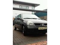 Renault clio 1.2 dynamique 16v 2004