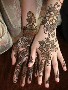 Henna Designs /bridal henna,Henna Party(chamicals Free) Stratford Kitchener Area image 7