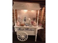 For Sale, Sweet Cart Large Wooden