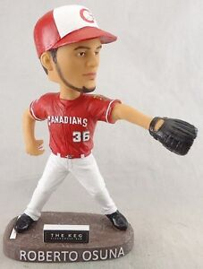 Roberto Osuna bobblehead Vancouver Canadians