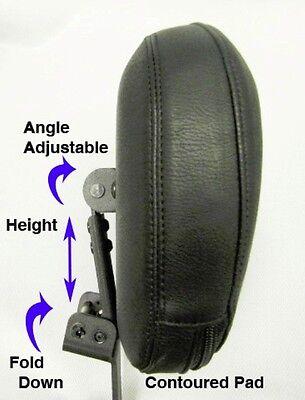 Detachable Adjustable rider driver backrest back rest Fit BMW K1200LT K1200 LT