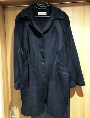 ISSEY MIYAKE COAT JACKET MEN FASHION JAPAN BRAND RARE MEDIUM M WINTER 2010AW