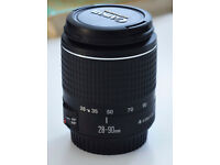 Canon EOS fit EF 28-90mm f4-5.6 USM Ultrasonic