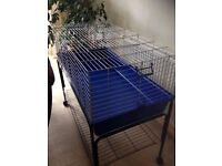 zoozone 2 Large cage and stand, great condition!