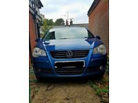 Volkswagen Polo S 1.4 (FULL YEARS MOT)