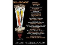 VALENTUS: SlimROAST healthy weight management coffee.