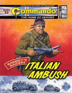 175 commando comics COLLECTORS DREAM