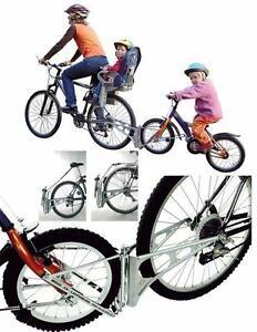 FollowMe tandem vélo suiveur - barre de traction NEUF :)